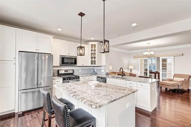 15 Moorland Drive #15, Danbury, CT 06810 (MLS #170356719) :: Around Town Real Estate Team