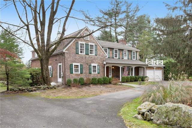 207 Round Hill Road, Greenwich, CT 06831 (MLS #170356771) :: The Higgins Group - The CT Home Finder
