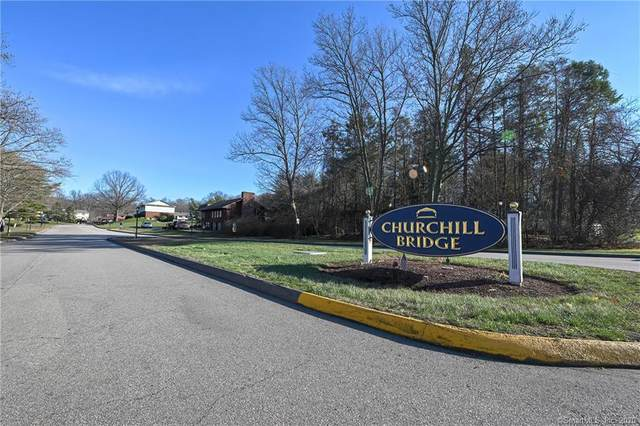 417 Churchill Drive #417, Newington, CT 06111 (MLS #170356800) :: Team Feola & Lanzante | Keller Williams Trumbull