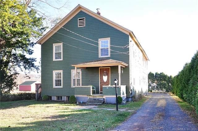 80 Maple Street, Ellington, CT 06029 (MLS #170356840) :: Around Town Real Estate Team