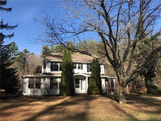 906 Voluntown Road, Griswold, CT 06351 (MLS #170356845) :: Mark Boyland Real Estate Team
