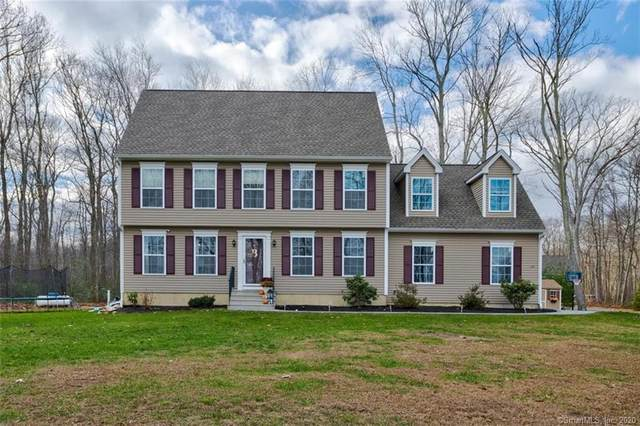 368 Dunn Road, Coventry, CT 06238 (MLS #170356892) :: Around Town Real Estate Team