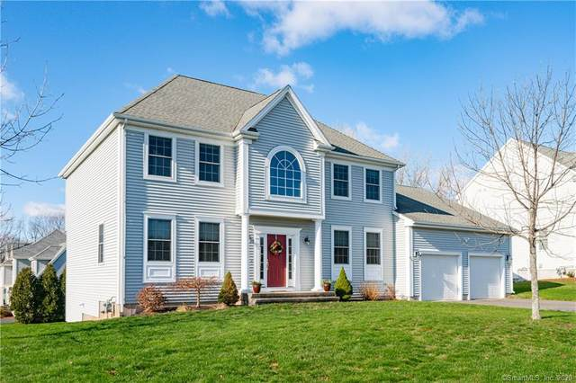 66 Saddle Hill Road, Manchester, CT 06040 (MLS #170356934) :: Around Town Real Estate Team