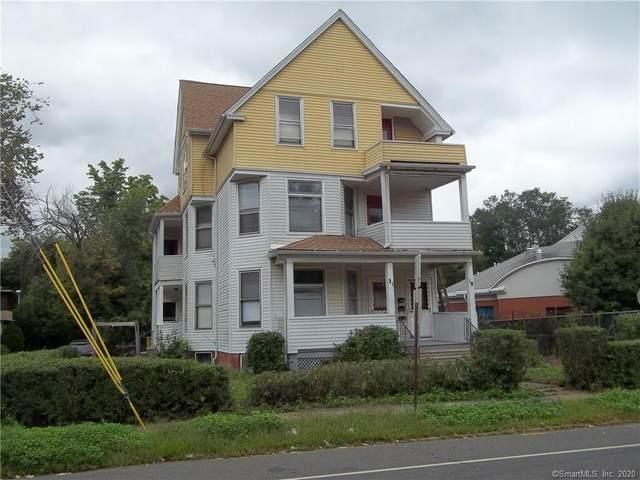 19 Lincoln Street #2, New Britain, CT 06052 (MLS #170356955) :: Cameron Prestige