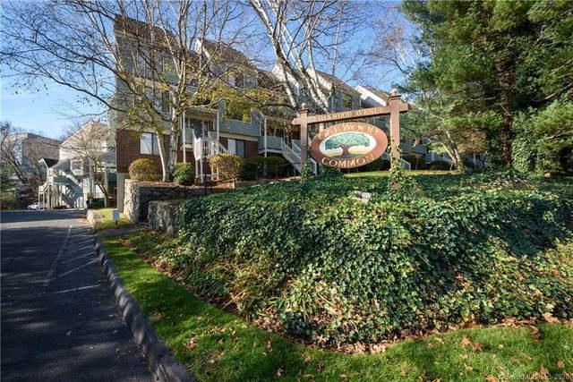 3 Oakwood Avenue A8, Norwalk, CT 06850 (MLS #170356964) :: Around Town Real Estate Team