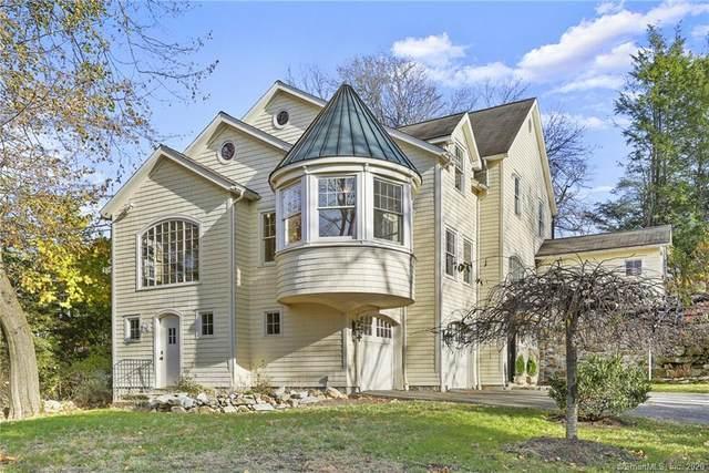 1 Mansfield Place, Westport, CT 06880 (MLS #170356965) :: Kendall Group Real Estate | Keller Williams