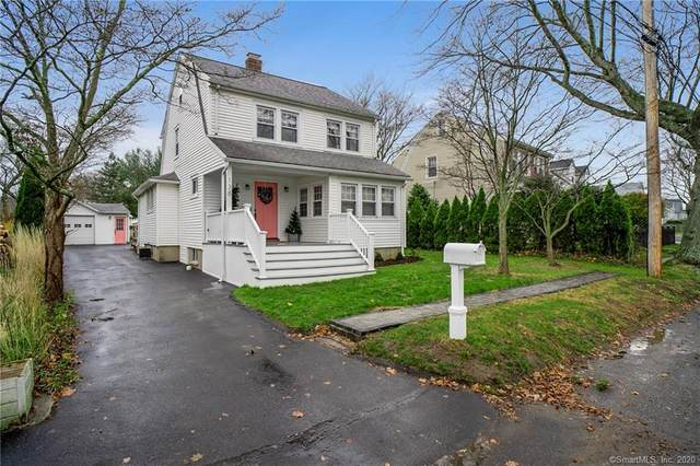 138 Granville Street, Fairfield, CT 06824 (MLS #170356973) :: The Higgins Group - The CT Home Finder