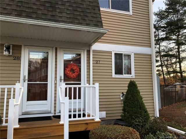 6 Rose Lane 4-27, Danbury, CT 06810 (MLS #170357009) :: Kendall Group Real Estate | Keller Williams