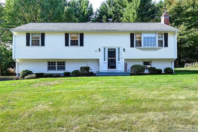 130 Northview Drive, South Windsor, CT 06074 (MLS #170357030) :: Hergenrother Realty Group Connecticut