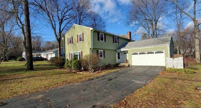58 Glenwood Drive, Windsor, CT 06095 (MLS #170357034) :: NRG Real Estate Services, Inc.