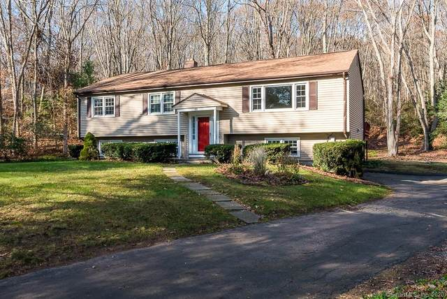 12 Green Valley Lake Road, East Lyme, CT 06333 (MLS #170357048) :: Spectrum Real Estate Consultants