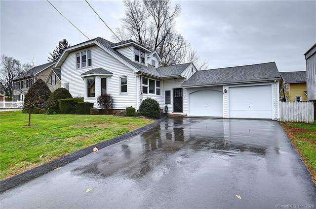 6 Berkeley Place, Newington, CT 06111 (MLS #170357055) :: Hergenrother Realty Group Connecticut