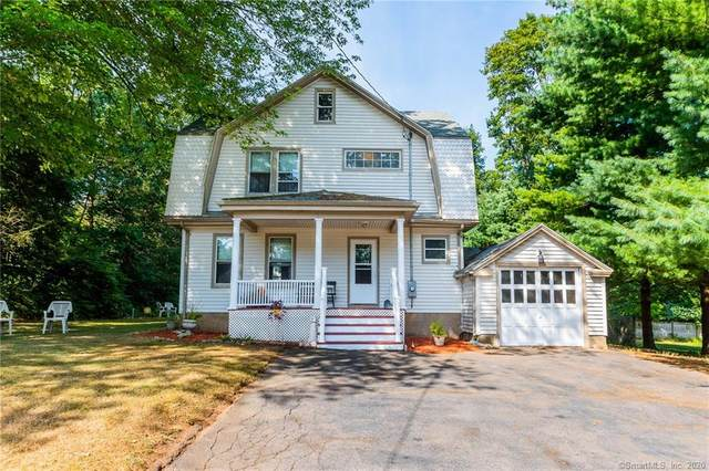 43 Stuart Street, Newington, CT 06111 (MLS #170357141) :: Hergenrother Realty Group Connecticut