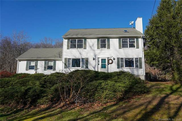 675 Route 82, Montville, CT 06370 (MLS #170357147) :: Around Town Real Estate Team