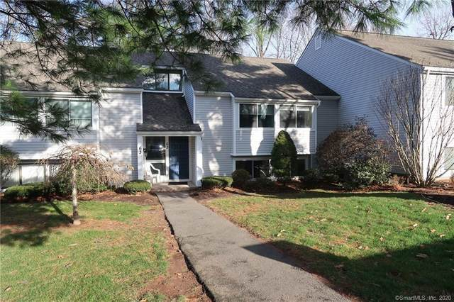 63 Brookwood Drive B, Rocky Hill, CT 06067 (MLS #170357202) :: Forever Homes Real Estate, LLC