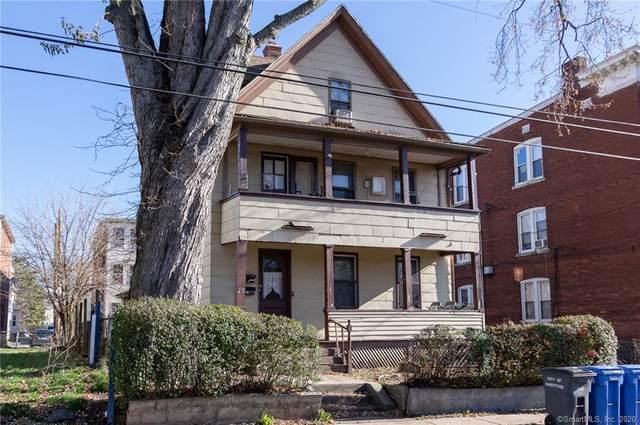 22 S Whitney Street, Hartford, CT 06106 (MLS #170357237) :: Around Town Real Estate Team