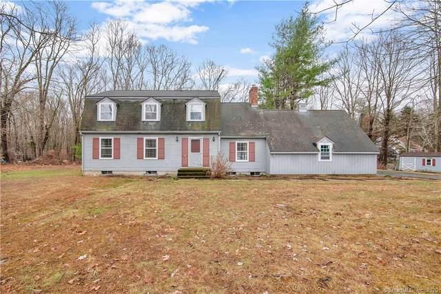 55 Pine Street, Columbia, CT 06237 (MLS #170357260) :: Around Town Real Estate Team