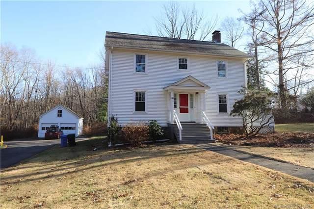 48 Dog Lane, Mansfield, CT 06268 (MLS #170357297) :: Around Town Real Estate Team