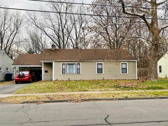 190 Greenwood Street, East Hartford, CT 06118 (MLS #170357319) :: Spectrum Real Estate Consultants