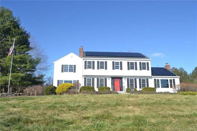 105 Watch Hill Drive, Southbury, CT 06488 (MLS #170357326) :: Forever Homes Real Estate, LLC