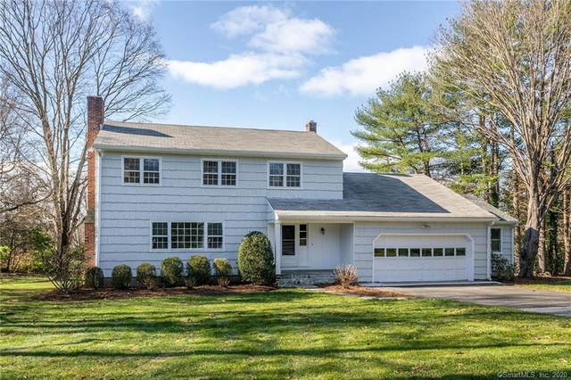 29 Spoonwood Road, Wilton, CT 06897 (MLS #170357327) :: Spectrum Real Estate Consultants