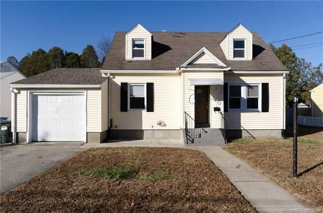 11 Surrey Lane, Norwich, CT 06360 (MLS #170357333) :: Spectrum Real Estate Consultants