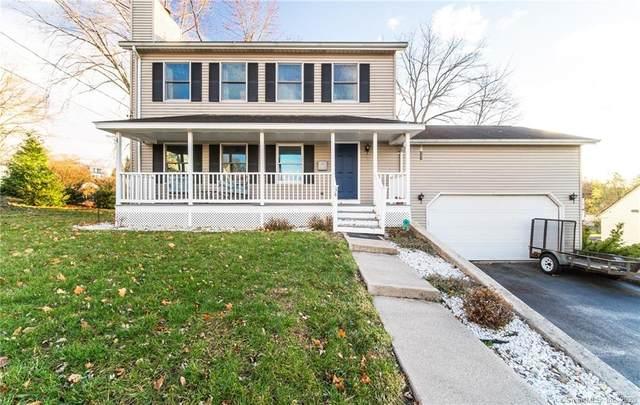 38 Greenlawn Avenue, Middletown, CT 06457 (MLS #170357363) :: Around Town Real Estate Team