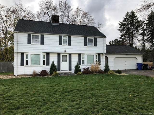 1747 John Fitch Boulevard, South Windsor, CT 06074 (MLS #170357387) :: Around Town Real Estate Team
