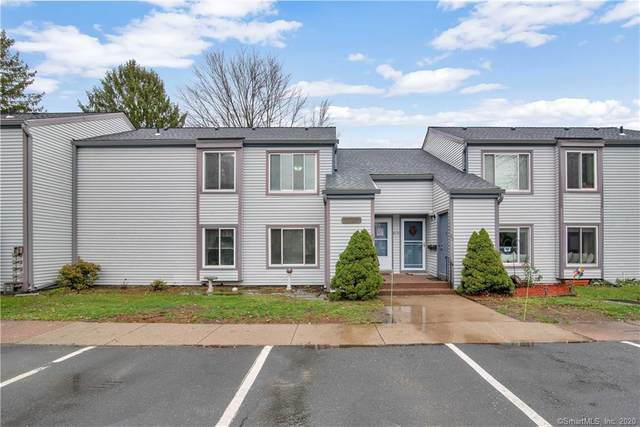 90 Candlewood Drive #90, South Windsor, CT 06074 (MLS #170357569) :: Hergenrother Realty Group Connecticut