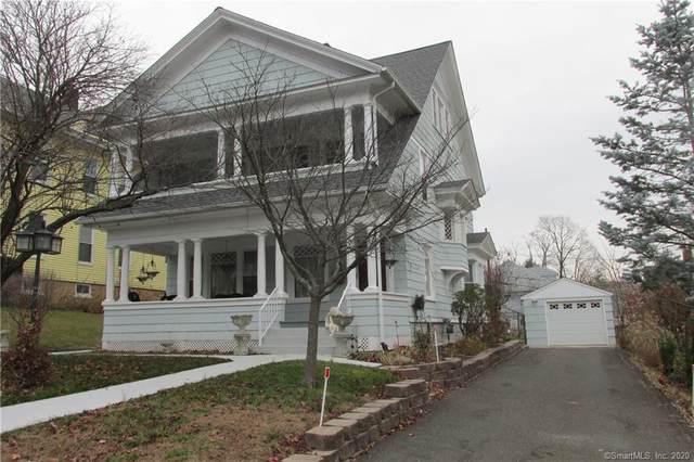 60 Montgomery Street, Waterbury, CT 06708 (MLS #170357581) :: Spectrum Real Estate Consultants