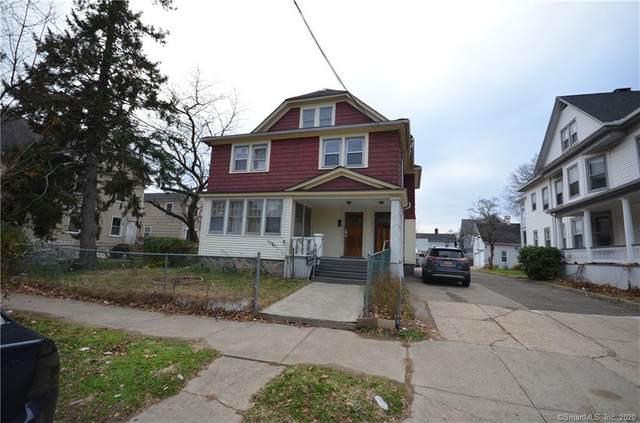 575-577 Wood Avenue, Bridgeport, CT 06604 (MLS #170357588) :: Spectrum Real Estate Consultants