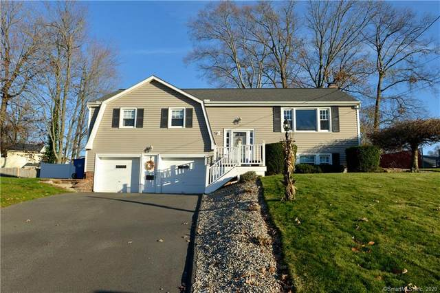 16 Berkeley Circle, Newington, CT 06111 (MLS #170357602) :: Hergenrother Realty Group Connecticut