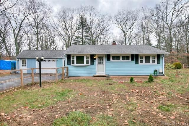 61 Pine Ridge Drive, Andover, CT 06232 (MLS #170357725) :: Around Town Real Estate Team