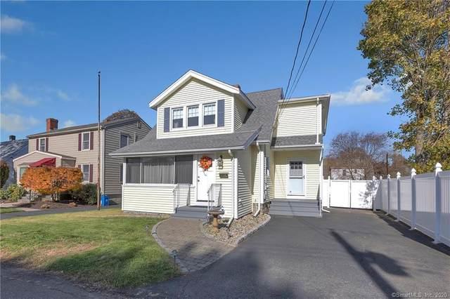 30 Newton Street, Stratford, CT 06614 (MLS #170357756) :: Around Town Real Estate Team