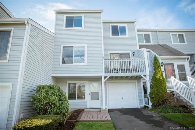 141 Peddlars Drive #141, Branford, CT 06405 (MLS #170357859) :: Around Town Real Estate Team