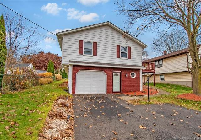 124 Crown Street Extension, Meriden, CT 06450 (MLS #170357925) :: Carbutti & Co Realtors