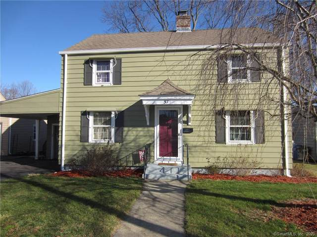 37 Perkins Street, Manchester, CT 06040 (MLS #170357931) :: Hergenrother Realty Group Connecticut