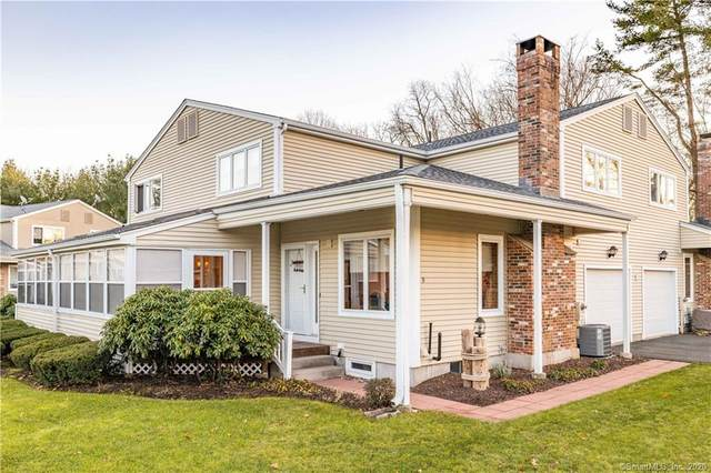 9 Windmill Springs #9, Granby, CT 06035 (MLS #170357991) :: NRG Real Estate Services, Inc.
