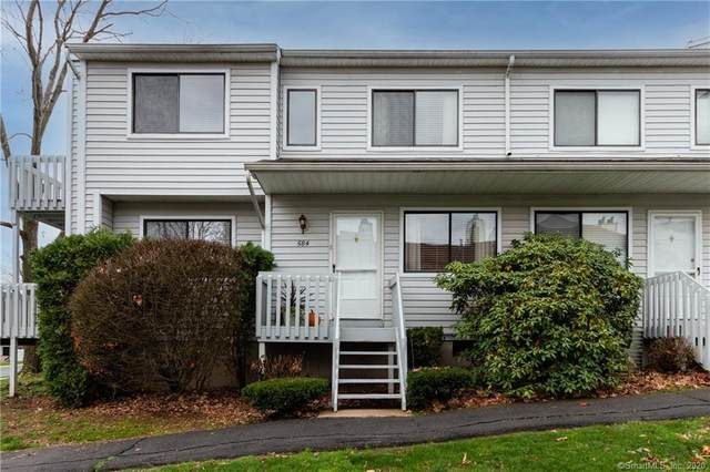 584 Cypress Road #584, Newington, CT 06111 (MLS #170358076) :: Anytime Realty