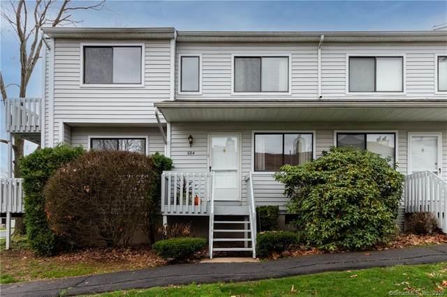 584 Cypress Road #584, Newington, CT 06111 (MLS #170358076) :: Carbutti & Co Realtors
