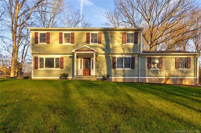 111 West Trail, Stamford, CT 06903 (MLS #170358101) :: Carbutti & Co Realtors