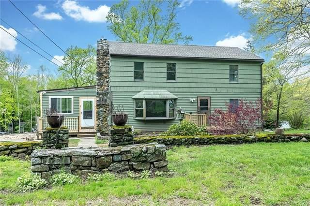 187 Old Zoar Road, Monroe, CT 06468 (MLS #170358131) :: Around Town Real Estate Team
