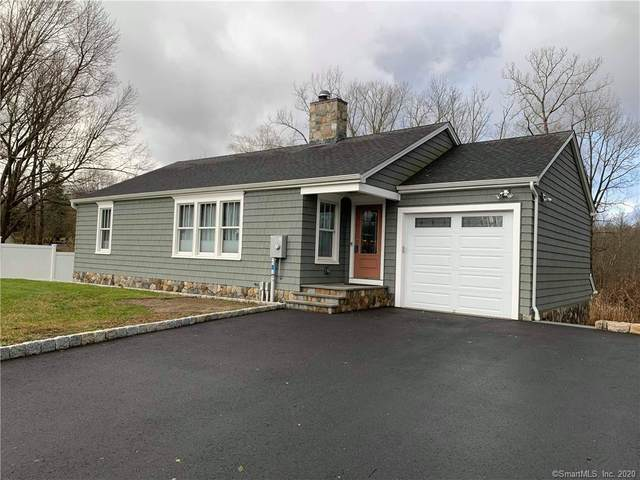 65 North Street, Ridgefield, CT 06877 (MLS #170358145) :: The Higgins Group - The CT Home Finder