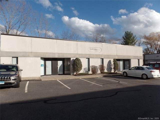 16 Progress Circle 3A, Newington, CT 06111 (MLS #170358195) :: Tim Dent Real Estate Group