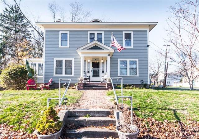 86 Park Drive, New Britain, CT 06053 (MLS #170358254) :: Hergenrother Realty Group Connecticut