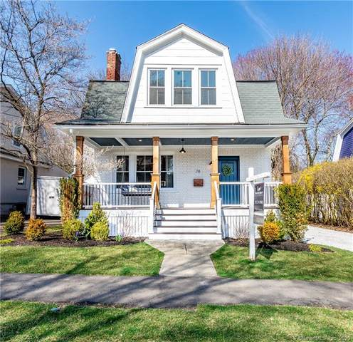 78 Edgewood Place, Fairfield, CT 06825 (MLS #170358317) :: Around Town Real Estate Team