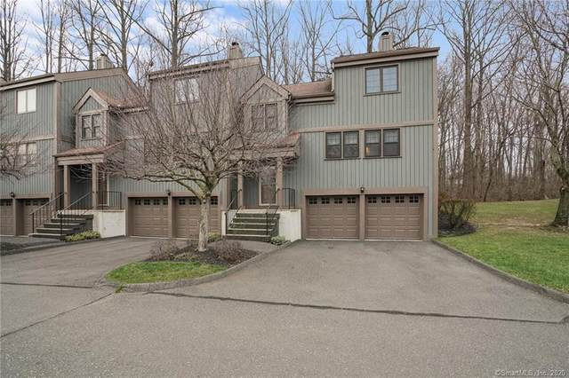 93 Heatherwood Drive #93, Brookfield, CT 06804 (MLS #170358359) :: Around Town Real Estate Team