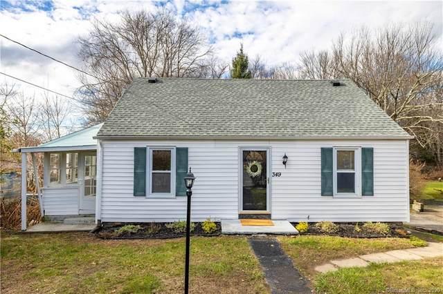 349 Chestnut Hill Avenue, Waterbury, CT 06704 (MLS #170358402) :: Around Town Real Estate Team