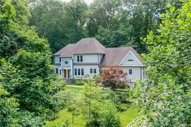 225 New Canaan Road, Wilton, CT 06897 (MLS #170358494) :: Around Town Real Estate Team