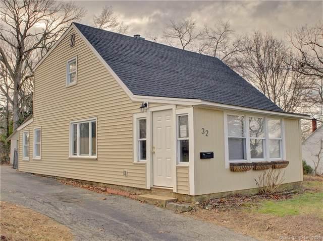 32 Pennywood Lane, Windham, CT 06226 (MLS #170358495) :: Around Town Real Estate Team